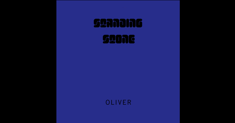 Oliver - Standing Stone - cover
