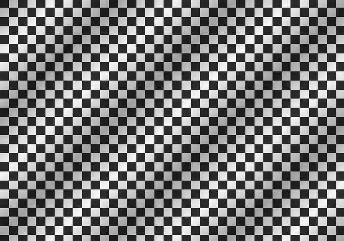 Free Vector Checkerboard Pattern With Shadow 106751