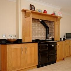 Buy Kitchen Cabinets Michigan » Oak Shaker St Davids