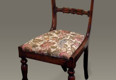 Ladderback Chippendale Chairs