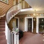 Priskilly Forest Country House entrance hall