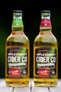 Apple County Bottles