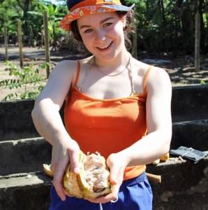 nomnom in madagascar & jgw with cambrian training