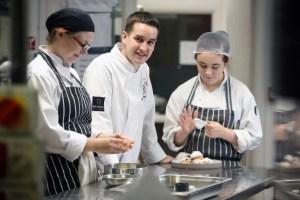 cambrian training chef michael ramsden
