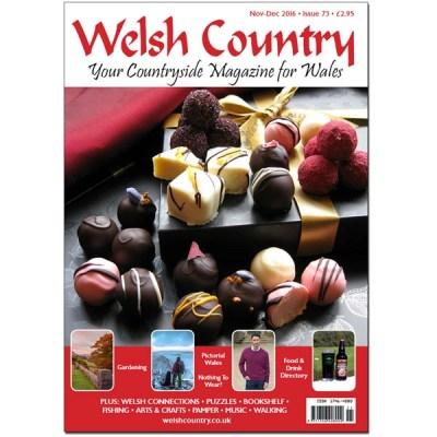 Welsh Country Magazine Nov-Dec 16
