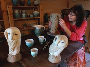 greenspace gallery & south wales potters