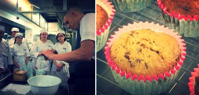 Coleg Sir Gâr's Young Chefs Academy learn from crème de la crème