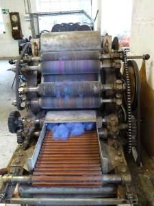 New blends for Trefriw Woollen Mills tweeds