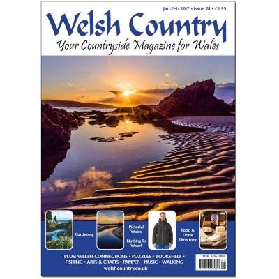 Welsh Country Magazine Jan Feb 17