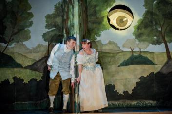 Mid Wales Opera