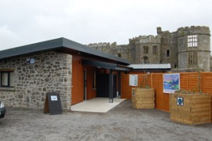 carew castle visitor centre