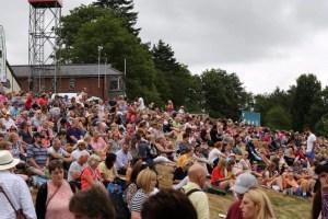 royal welsh crowds