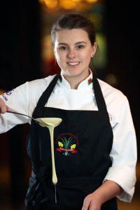 Culinary Team Wales Alys
