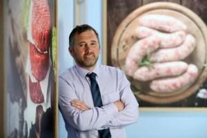 celtica foods managing director Edward Morgan