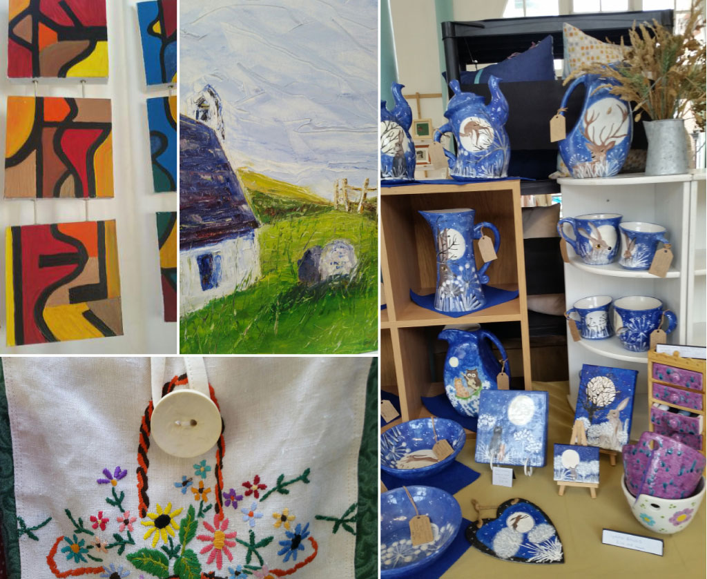 More than just crafters setting up craft fairs - Cardigan Bay Colective