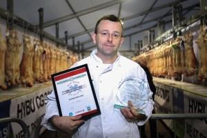 Welsh Butcher of the Year 2017 Daniel Allen-Raftery