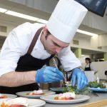 Junior chef of wales Matthew smithw