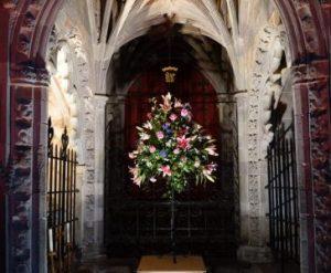 st davids cathedral north transcept