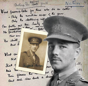 What's On in May and June 2019, at Ucheldre - Kaiser and I Wilfred Owen
