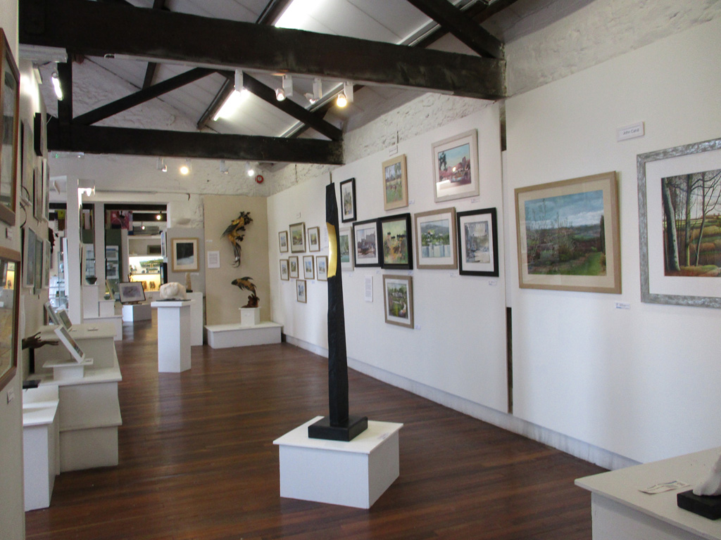 Waterfront Gallery - The Colours of Pembrokeshire Art Exhibition