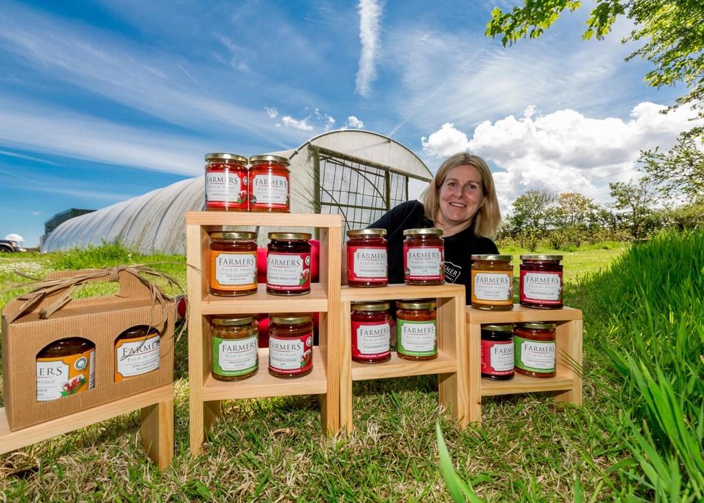 Pembrokeshire Preserves-Cywain Farmers