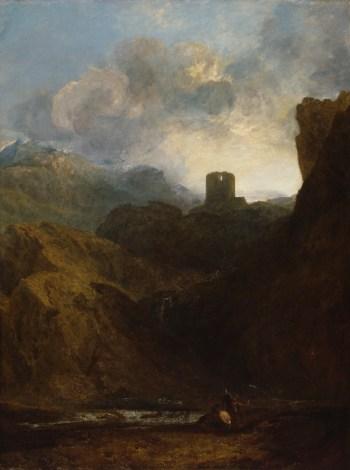 Treasures Exhibition - Dolbadern Castle