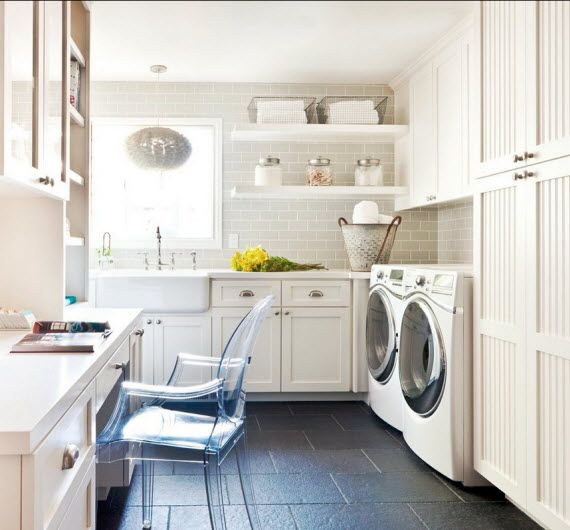 multipurpose laundry room