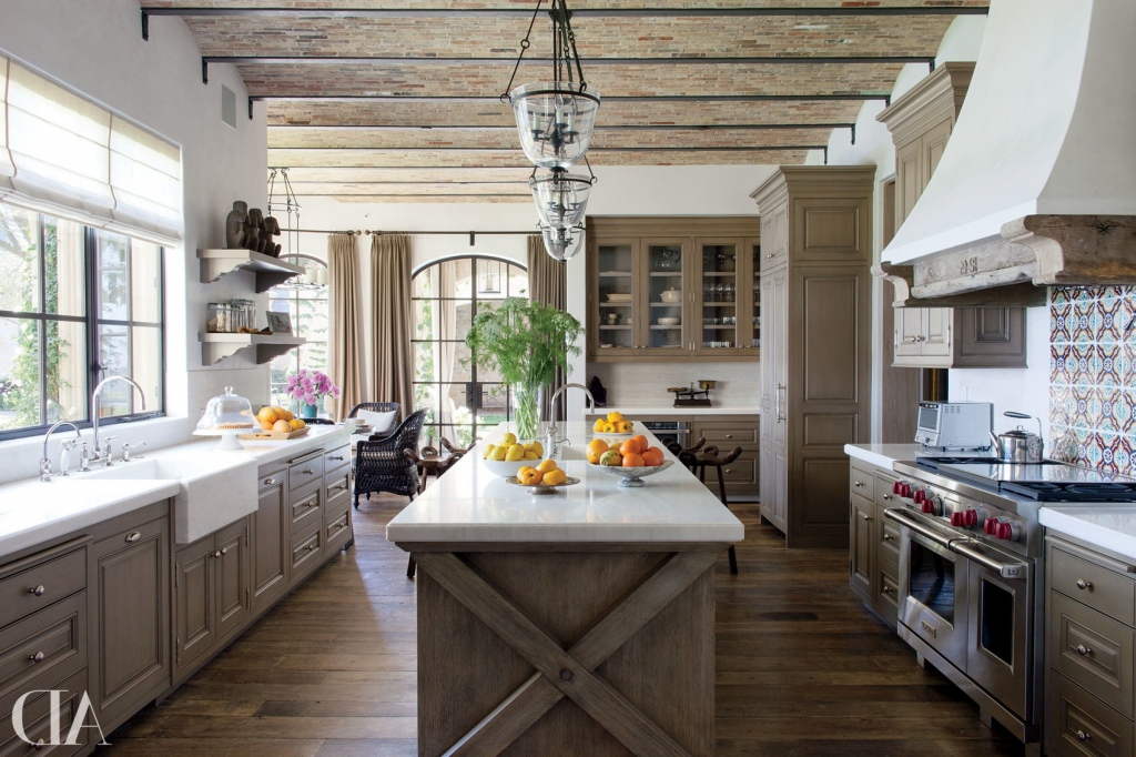 rustic outdoor furniture colors for rustic kitchens what ...