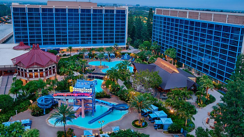disneyland tips and tricks hotels