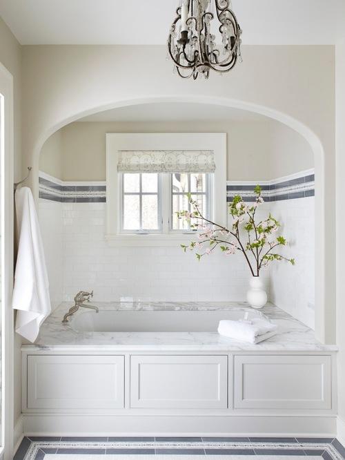 bathtub decorating