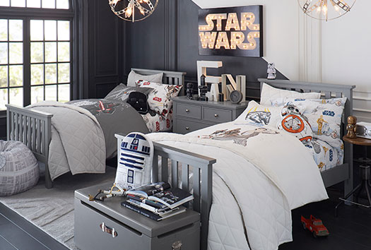 My Three Favorite Color Schemes For A Boy's Bedroom