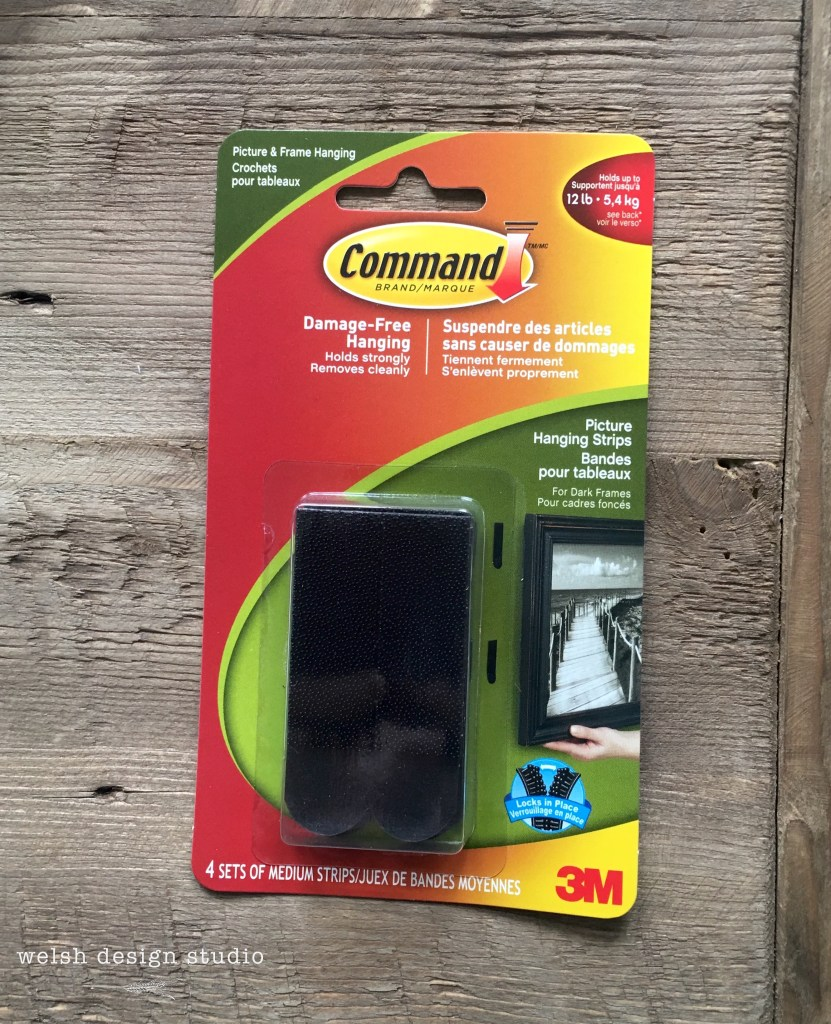 command adhesive picture hanging strips