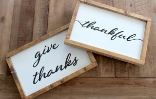 reversible wood signs for holidays