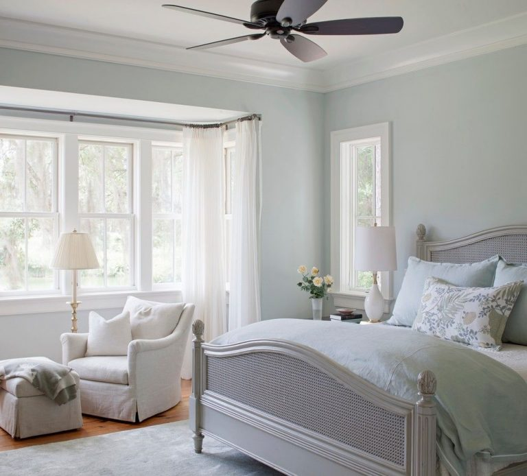 White Bedding Master Bedroom Joanna Gaines