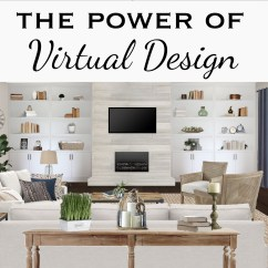 Design Living Room Virtual Red Accent Wall In The Power Of Welsh Studio
