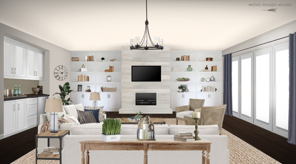 Design Your Living Room Virtual