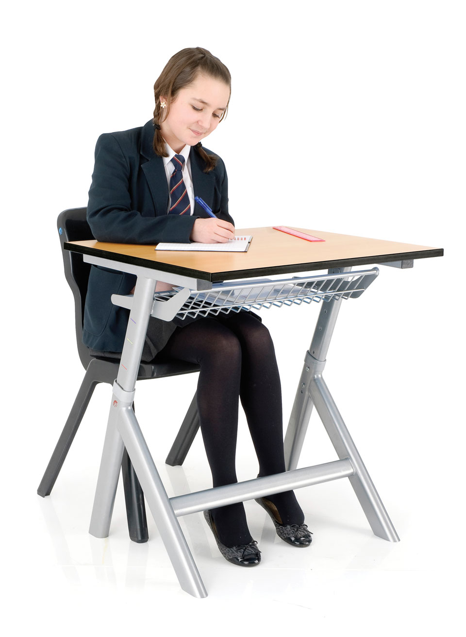 Height Adjustable Classroom Table  Welsh Educational Supplies