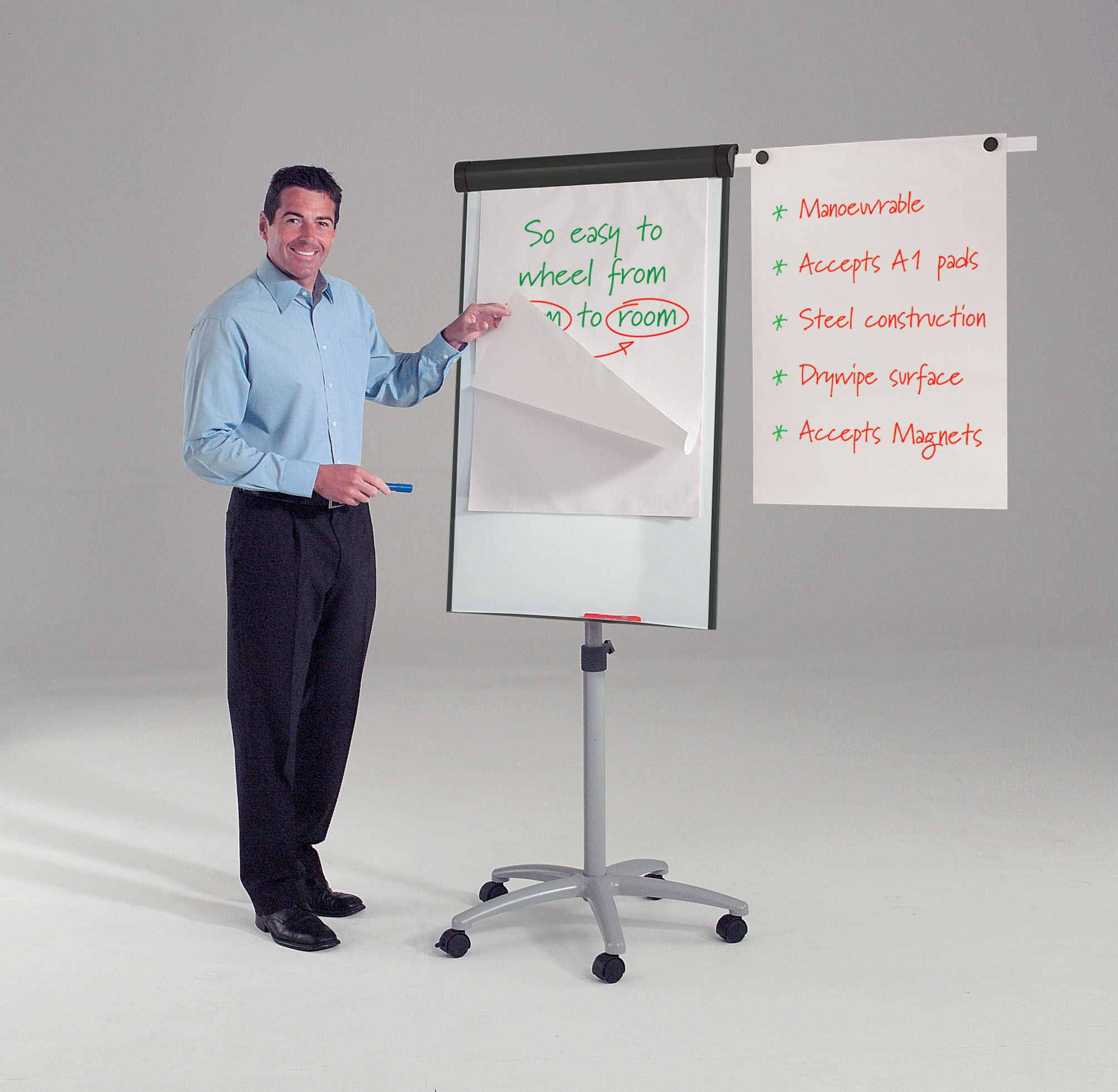 adjustable desk chairs the love chair mobile flipchart easel - welsh educational supplies