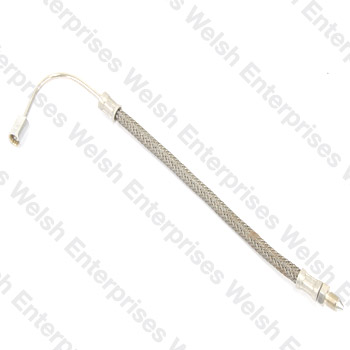 Jaguar Flexible Oil Line Jaguar Parts and Accessories from