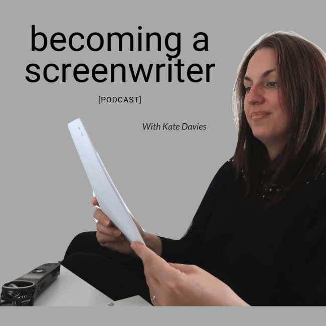 Kate Lili  - Becoming a screenwriter image