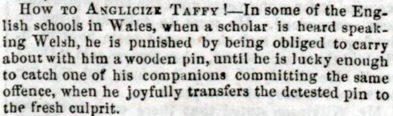 Leicestershire Mercury. November 27, 1847