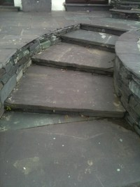 Slate flagstones and floor tiles - Welsh Slate Products ...