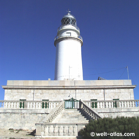 Photo Lighthouse Cap de Formentor Mallorca  WeltAtlasde