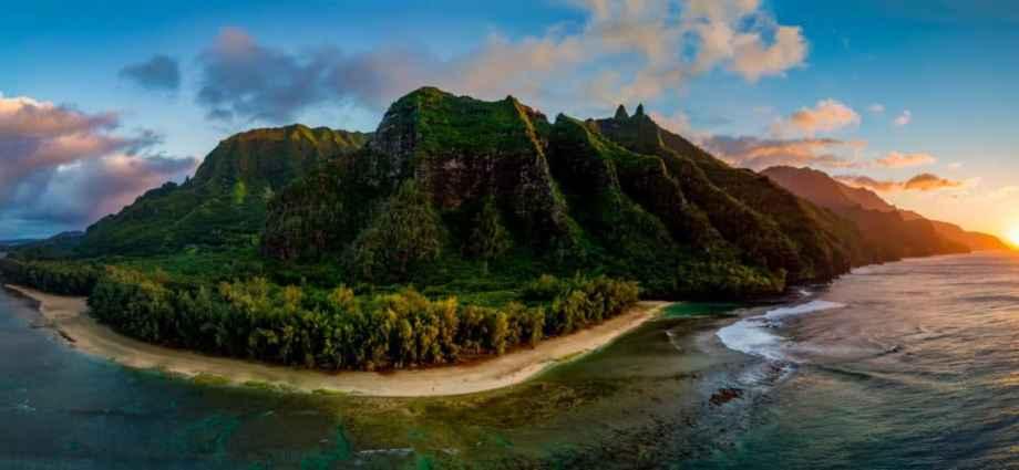 Hawaii's Na Pali Coast, Kauai