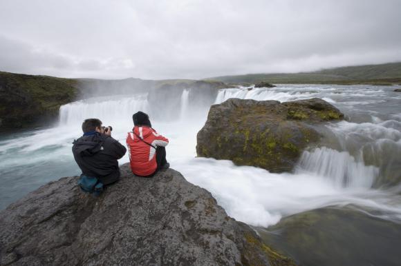 Godafoll Wasserfall