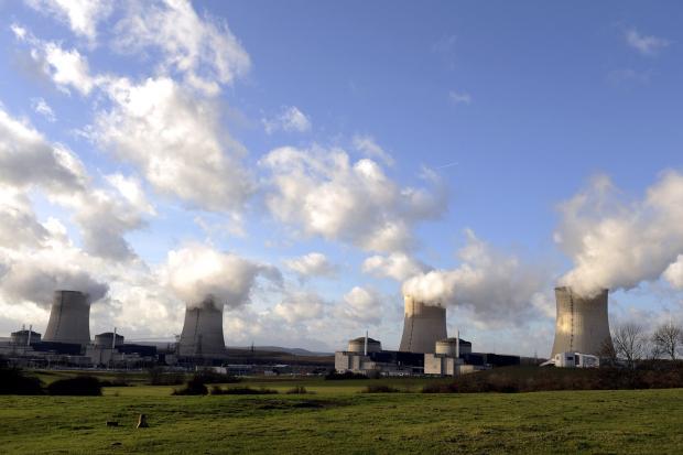 Atomkraftwerk Cattenom