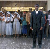 "Afrika ""hotel Ruanda"" Blick Zurck Nach Vorn - Welt"
