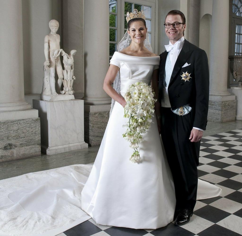 Daniel Und Victoria Sollten Küssen Küssen Küssen Hochzeit In