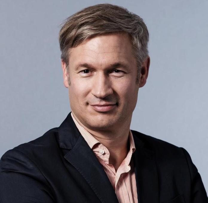 WELT editor-in-chief Ulf Poschardt