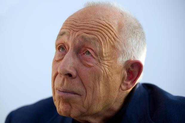 """CDU-Politiker Heiner Geißler: """"Ich wollte nie alt werden. Ich akzeptiere das nur in dem Sinne, daß es eine Naturnotwendigkeit ist"""""""